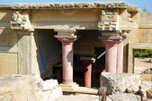 Knossos palace — Stock Photo