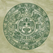 Stylized Aztec Calendar — Stock Photo #3761073