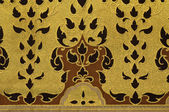 Thai print cloth texture — Stock Photo