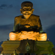 Luang Pho Tuad,image of monk in Hua Hin Thailand — Stock Photo