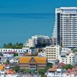 Hua Hin city — Stock Photo