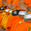 Monks - Stock Photo