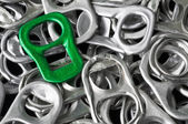 Aluminum for recycle — Stock Photo