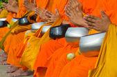 Monks — Stock Photo