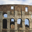 Stock Photo: Ancient rome building