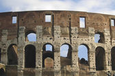 Ancient rome building — Stock Photo