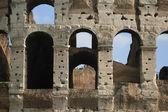 Coliseum archs — Stock Photo