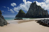 Secluded Beach — Stock Photo