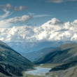 Akkem Valley in Altai - Stock Photo