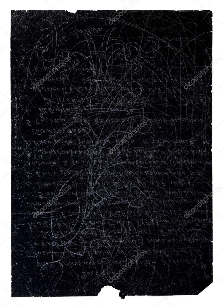 Resultado de imagem para velho papel carbono