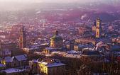 Lviv (Lvov) Ukraine — Stock Photo