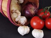 Veggie Basket 071 — Stock Photo