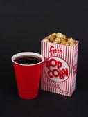 Movie Snacks — Stock Photo