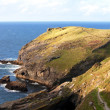 Stock Photo: Coastal headland