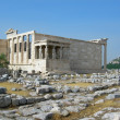 Stock Photo: Erechtheion temple