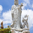 Guan Yin Buddha Statue - Stock Photo