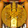 Stock Photo: Thousand Hands BuddhStatue