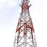 The Mobile Antenna — Stock Photo