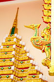 The Buddhism Statue — Stock Photo