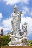Guan Yin Buddha Statue — Stock Photo