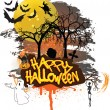 Happy Halloween — Stock Vector #3895262