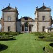 chatelherault house — Stock Photo