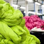 Heap of threads — Stock Photo