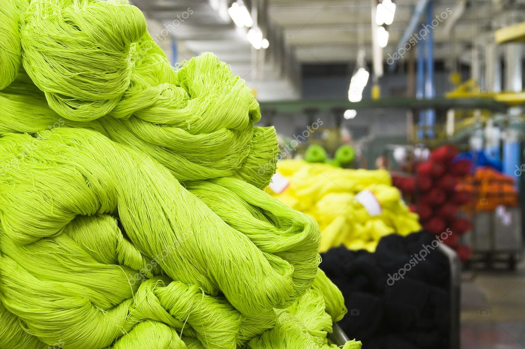 Heap of threads — Stock Photo #3826182