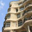 La Pedrera, Barcelona, Spain - Stock Photo