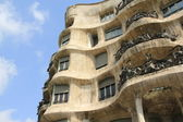 La Pedrera, Barcelona, Spain — Stock Photo