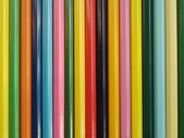 Background from crayons — Stock Photo