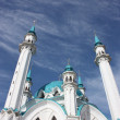 Stock Photo: Mosque of Coul Sharif in Kazan.