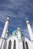 Meczet coul sharif w Kazaniu. — Zdjęcie stockowe