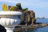 Aci Castello - Sicily — Stock Photo