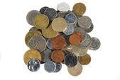 Para birimi değişikliği — Stok fotoğraf