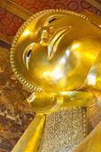 Recling Buddha — Stock Photo