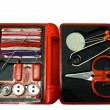 Sewing kit1 — Stock fotografie