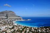Palermo - Amazing Mondello — Stock Photo