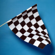 Chequered Flag — Stock Photo #3790918