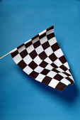 Chequered Flag — Foto de Stock
