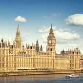 Houses of Parliament, London. — Stock Photo