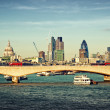 City of London. - Foto de Stock