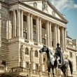 Bank of England, London. - Stock Photo