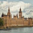 Houses of Parliament, London. — Stock Photo #3827930