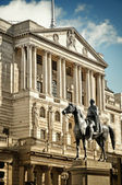 Bank of England, London. — ストック写真