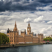 Houses of Parliament, London. — ストック写真