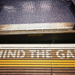 MIND THE GAP — Stock Photo #3856482