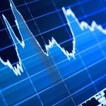 Stock Chart — Stock Photo #3856612