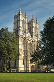 伦敦威斯敏斯特大教堂 — 图库照片