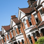 English Homes. — Stock Photo #3879426
